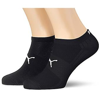 Puma Performance Train Light Sneaker Socks 2.5-5 Blanco/Negro