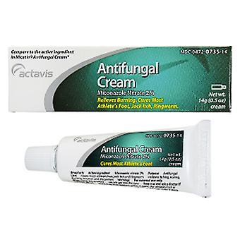 Actavis Miconazole Nitrate Cream 2%, 1 Oz
