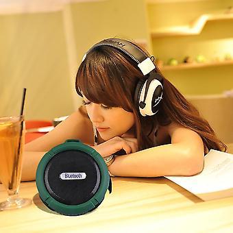 Waterdichte outdoor draadloze Bluetooth speaker C6 computer mobiele telefoon luidspreker