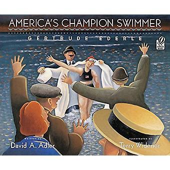 Americas Champion Simmare av David A. Adler & Adler