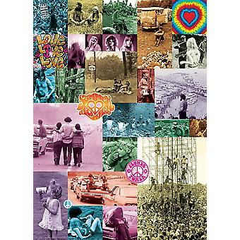 Eurographics 60's Love Collection Jigsaw Puzzle (1000 pièces)