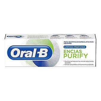 Tandkräm oral B-renning av tandkött (75 ml)