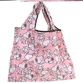 Drawstring Einkaufstasche Folding tragbare Frauen's tragbare Reisetasche Student leichte Handtasche