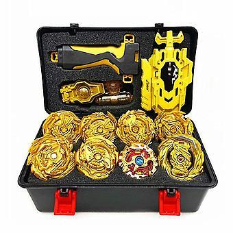8pcs Beyblade Set avec lanceur Kids Box Cadeau