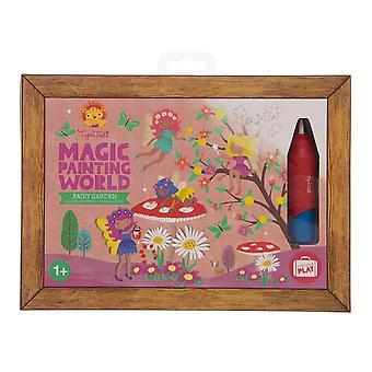 Magisk målarvärld - Fairy Garden