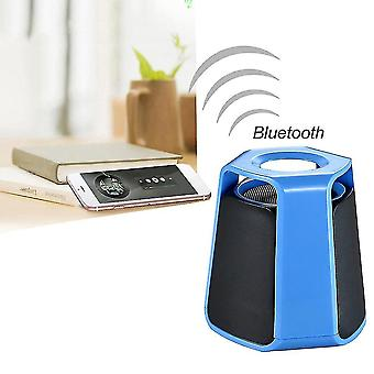 Draagbare Bluetooth Speaker Mini Draadloze Audio Subwoofer Ondersteuning Tf Card Reading
