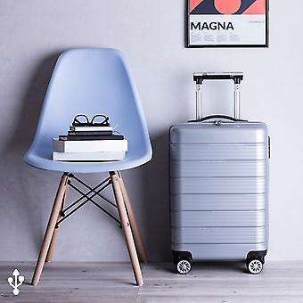 Trolley with USB Charger and Support for Tablet (37,5 x 57 x 23 cm) 146016