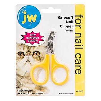 JW Gripsoft Cat Nail Clipper - Cat Nail Clipper