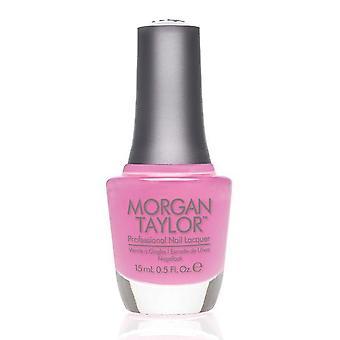 Morgan Taylor Lip Service Luxury Smidig Långvarig nagellacklack - 0.5OZ / 15ML
