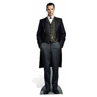 Sherlock Holmes (Benedict Cumberbatch) from Sherlock Lifesize Cardboard Cutout / Standee / Standup