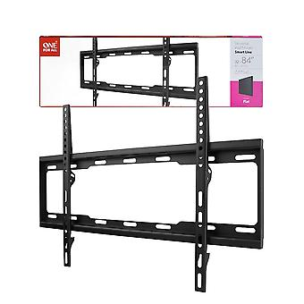 One For All Flat Wall Mount for 32 - 84-Inch LED/LCD/Smart TV - Black (WM2611)