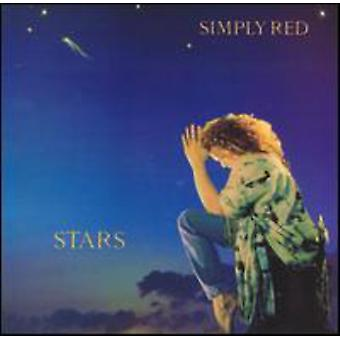 Simply Red - Stars [CD] USA import