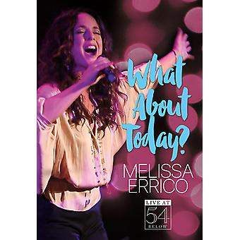 Melissa Errico - What About Today? - Live at 54 Below [DVD] USA import
