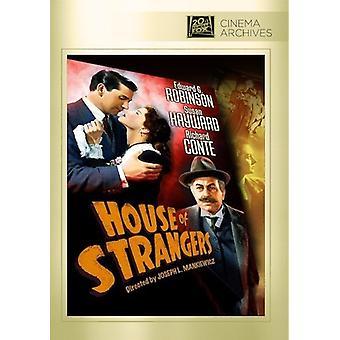 House of Strangers [DVD] USA import
