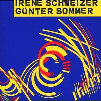 Irene Schweizer - Gunter Sommer [CD] USA import