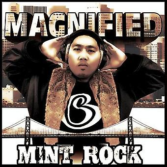 Mint Rock - Magnified [CD] USA import