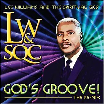 Lee Williams & Spiritual Qc's - God's Groove the Remix [CD] USA import