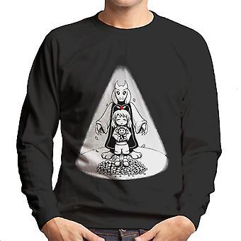 Stay Determined Undertale Men's Sweatshirt