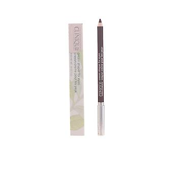 Clinique Crema modeladora para ojos #01 black Diamond 1.2 Gr para las mujeres