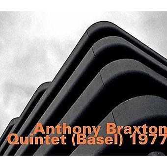 アンソニー ・ ブラクストンの五重奏曲 (バーゼル) 1977 [CD] USA 輸入
