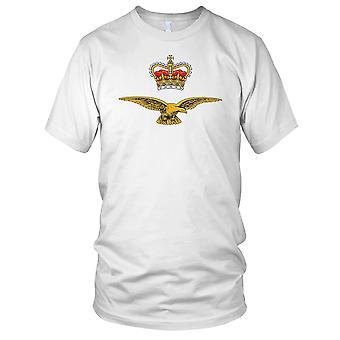 RAF Eagle Crown Royal Air Force Mens T-skjorte