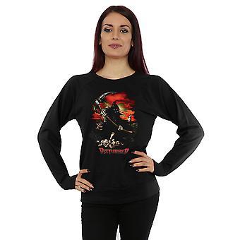 Disturbed Women's Battle Grounds Sweatshirt