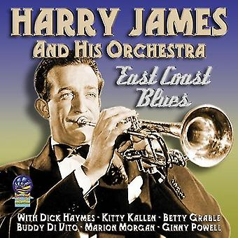 Harry James & Orchestra - East Coast Blues [CD] USA import