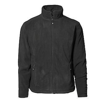 ID Unisex Microfleece Regular Fitting Full Zip Cardigan