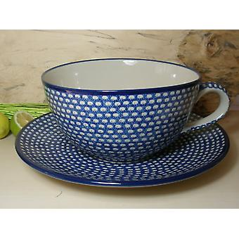 XXL single piece! Cup with saucer, 4 l vol., tradition 4 - BSN 6419