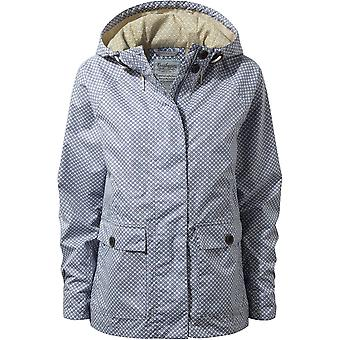 Craghoppers Womens/dames Victoria AquaDry waterdicht Hooded Jacket