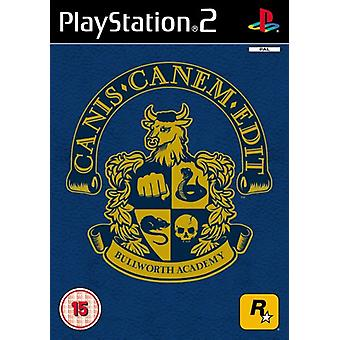Canis Canem Edit (PS2) - New Factory Sealed