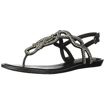 Fergalicious Womens supra Open Toe Casual Slingback Sandals