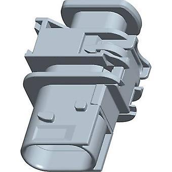 TE tilkobling Socket kabinett - PCB HDSCS, MCP totalt antall pinner 3 1-1670730-1-1 eller flere PCer