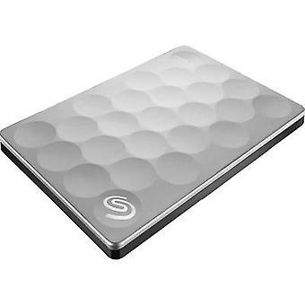 Seagate Backup Plus Ultra Slim 2.5 externe harde schijf 1 TB Platinum USB 3.0