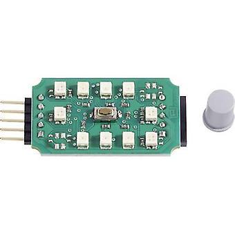 Uhlenbrock Uhlenbrock 69230 Track Control Signal Controller PCB