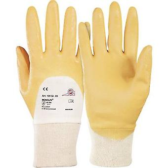 KCL Monsun® 105-9 Cotton Protective glove Size (gloves): 9, L EN 388 1 Pair
