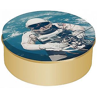 NASA Astronaut 150 Stück Jigsaw Puzzle In einem Zinn 152 Mm X 203 Mm