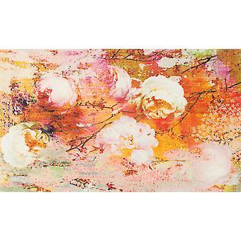 wash + dry Loving Rose washable rug