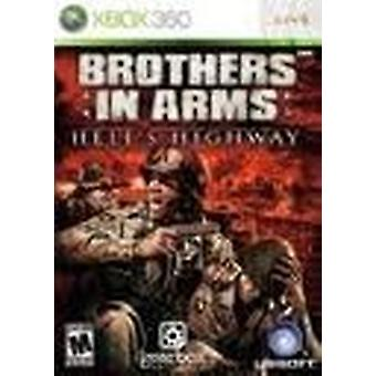 Brothers In Arms - Hells Highway Tin Xbox 360 - Comme nouveau