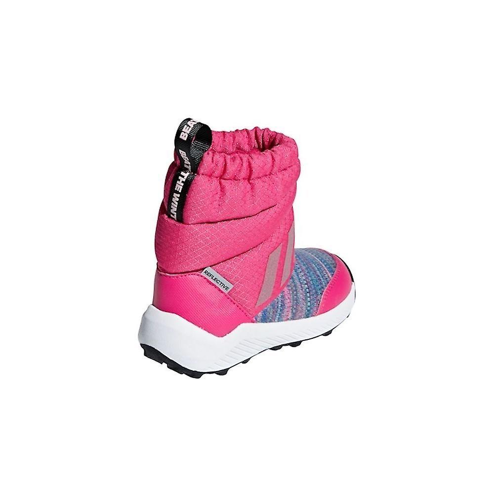 Adidas Rapidasnow Btw AH2607 uniwersalne zimowe Niemowlęta Buty