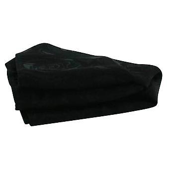 David Van Hagen Hochzeit Rose Silk Taschentuch - schwarz