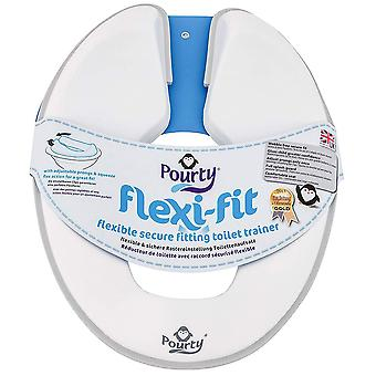 Pourty Flexi-Fit Toilet Trainer
