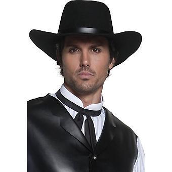 Smiffy ' s hiteles nyugati gunslinger hat