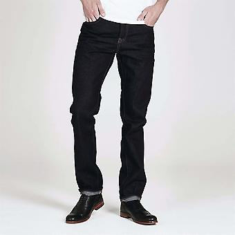 Firetrap Mens Raw Slim Fit Jeans Pantalons pantalon bas vêtements
