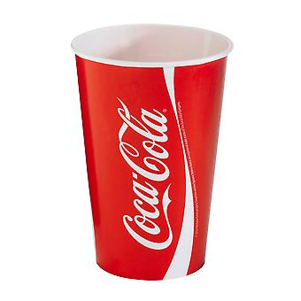 Coca Cola Paper Cold Cups 16oz