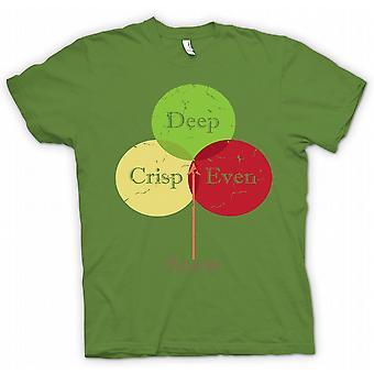 Kids T-shirt - Deep Crisp Even Snow - Funny