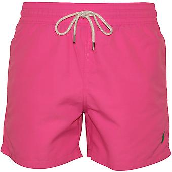 Polo Ralph Lauren Slim Fit viajero Swim Shorts, Maui rosado