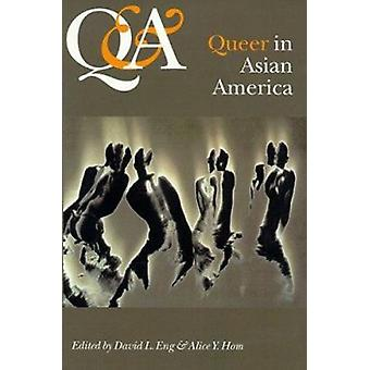 Q et A Queer et asiatique - Queer & asiatique en Amérique par Alvin Eng - David