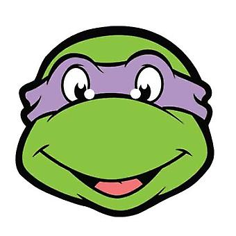 Donatello Teenage Mutant Ninja Turtles Carte Fancy Dress Masque