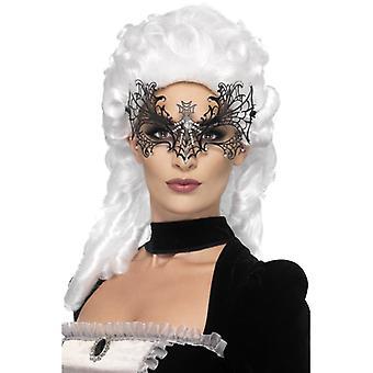 Black Widow Web Eyemask